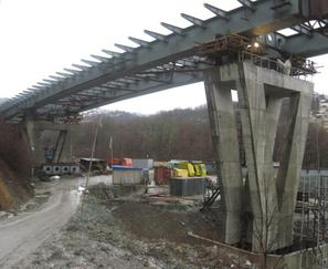 Technical supervision and quality control at the facility: «Construction of Dzhubga-Sochi highway on the  bypass of Sochi, PK 134 - PK 194 in Krasnodar region»