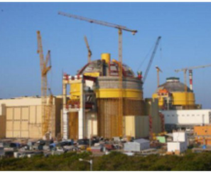 Geodesic support during construction and installation works on the site: «Rostov Nuclear Power Plant, Volgodonsk»